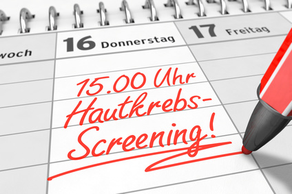 Hautkrebs-Screening